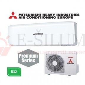 Oro kondicionierius Mitsubishi Heavy Industries SRK20ZS-W / SRC20ZS-W