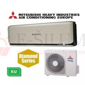 Oro kondicionierius Mitsubishi Heavy Industries SRK20ZSX-WT / SRC20ZSX-W