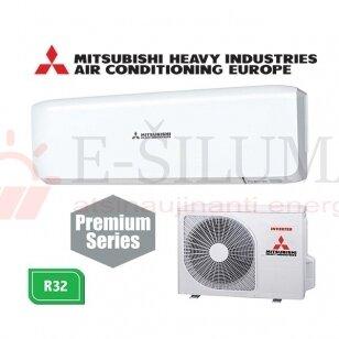 Oro kondicionierius Mitsubishi Heavy Industries SRK25ZS-W / SRC25ZS-W