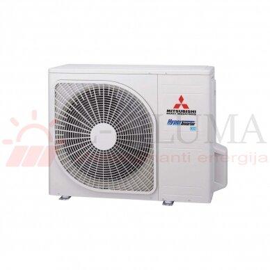 Oro kondicionierius Mitsubishi Heavy Industries SRK20ZSX-WT / SRC20ZSX-W 3