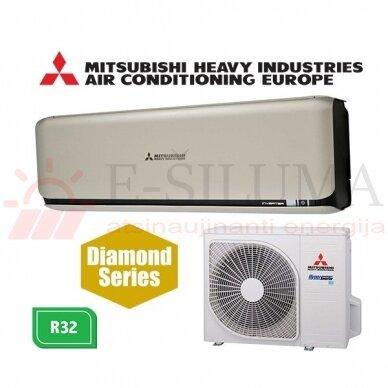 Oro kondicionierius Mitsubishi Heavy Industries SRK60ZSX-WT / SRC60ZSX-W
