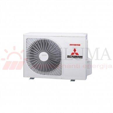 Oro kondicionierius Mitsubishi Heavy Industries SRK25ZS-W / SRC25ZS-W 3