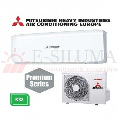 Oro kondicionierius Mitsubishi Heavy Industries SRK50ZS-W / SRC50ZS-W